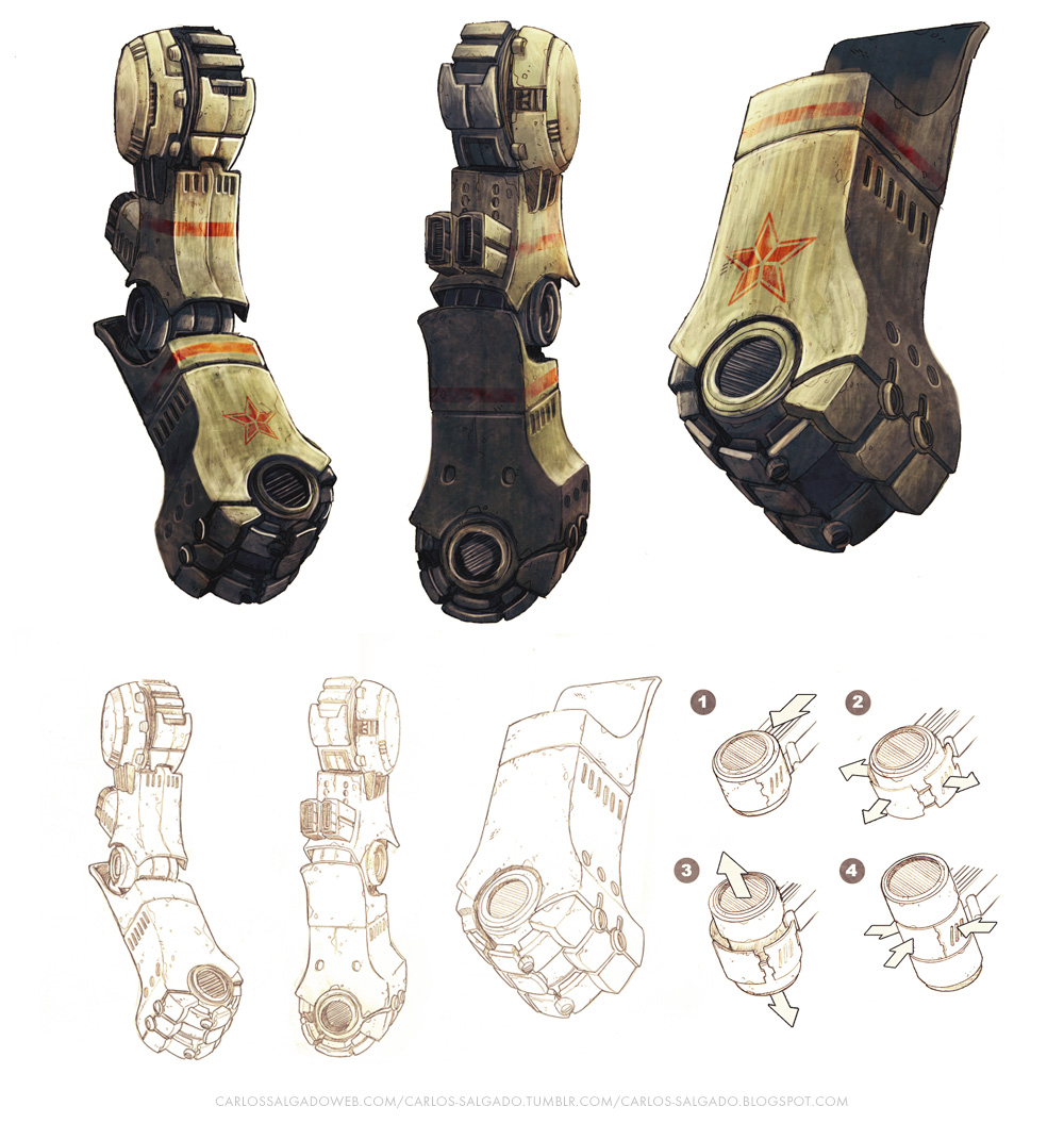PacificRim_ChernoAlpha_Arm_Design_CarlosSalgado